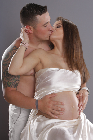 Lovely pregnancy photo