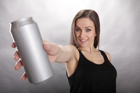 agua con gas: �Quieres probar mi bebida?