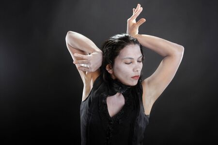 primal: Theatrical Butoh dance