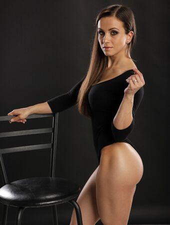 beauty girls: Fitness model
