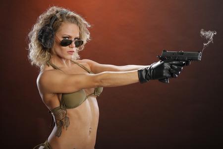 Pistol girl