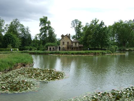 hamlet: Versailles, Marie-Antoinette Estate, The Queens Hamlet: The Mill