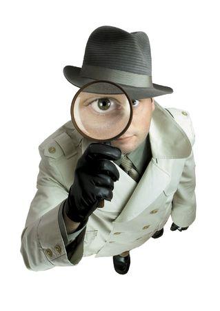 Detective Stock Photo - 407321