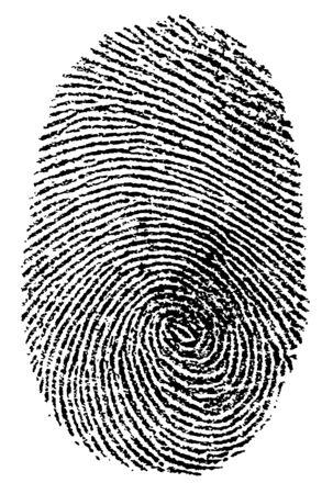 recognize: Finger Print