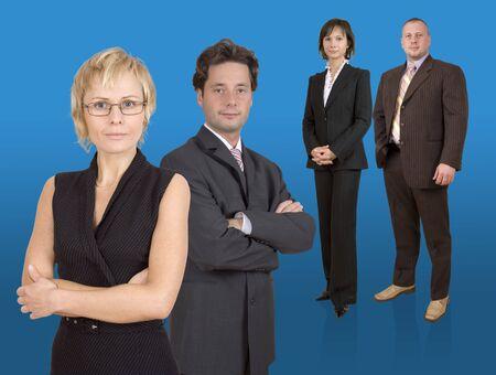 businesswear: Business team