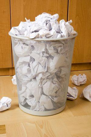 rubbish room