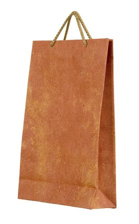 goodie: paper bag - gift Stock Photo