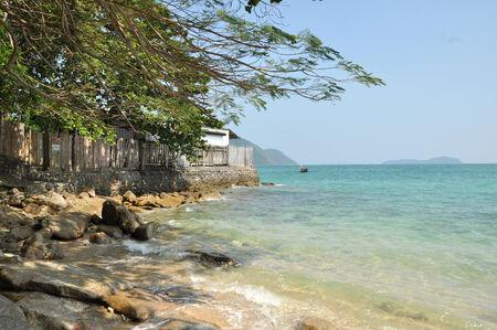 ka: Leam Ka beach, Phuket, Thailand Stock Photo