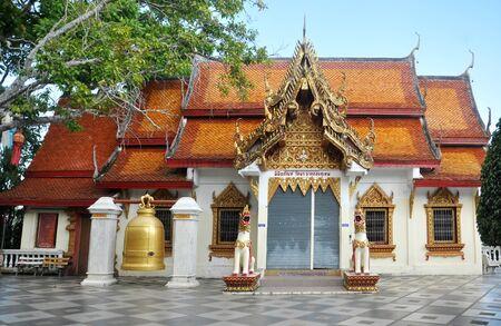 style: Thai style buddhist temple