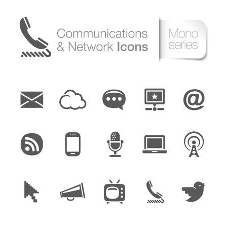 relaciones publicas: Comunicaciones y redes iconos relacionados