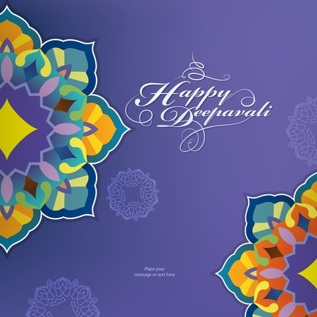 Diwali festival graphic design   Stock Vector - 22127954