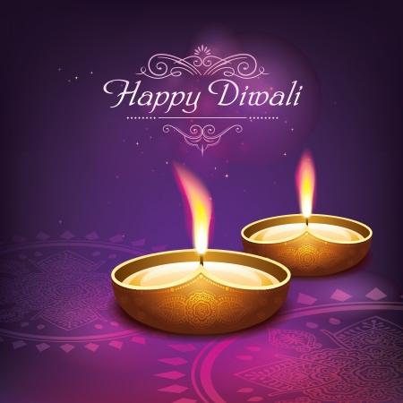 Diwali festival graphic design Stock Vector - 22760221