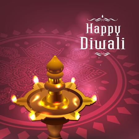 Deepawali grafisch ontwerp