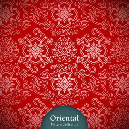 orientalische muster: Classy orientalischen Muster.