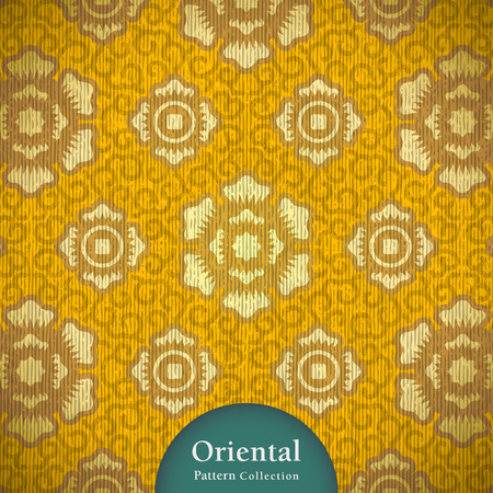 chinese new year pattern: Classy oriental pattern. come with layers.