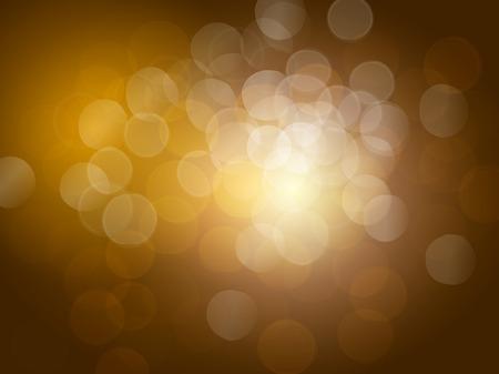 Generic lighting effect background Illustration