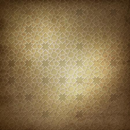 arabisch patroon: Arabisch patroon achtergrond