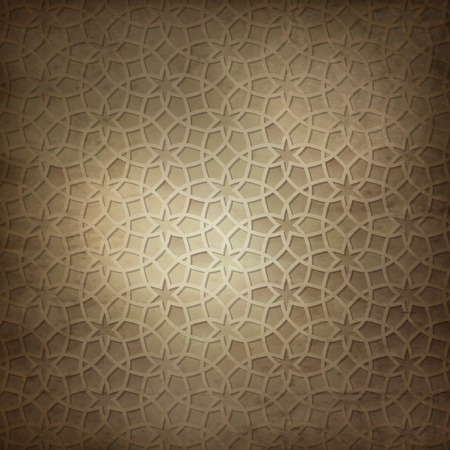 Arabic pattern background  イラスト・ベクター素材