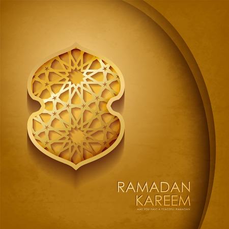 mosque: Ramadan graphic design