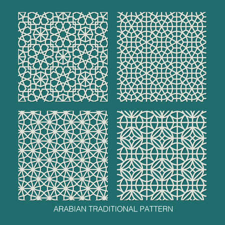 traditional pattern: Traditional Arabian pattern