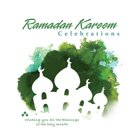 Ramadan Kareem literally means fasting month.