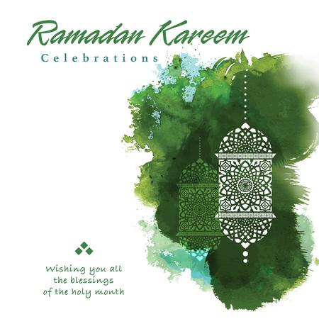 hari raya aidilfitri: Ramadan Kareem literally means fasting month.