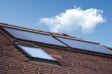 eco vacuum tube solar panels