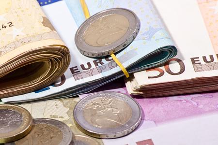 Europ�ische Union Geld-Banknoten und -M�nzen