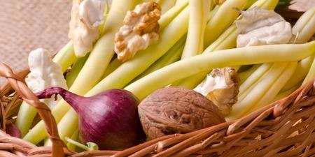 Lebensmittel-Konzept raub verschiedene Gem�se f�r gesundes Leben