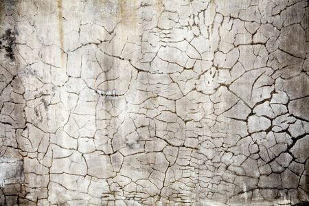 cement texture: cracked concrete vintage white wall background,old wall