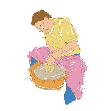 persone ceramica