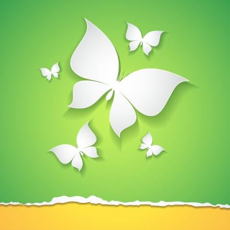 mariposas amarillas: mariposas