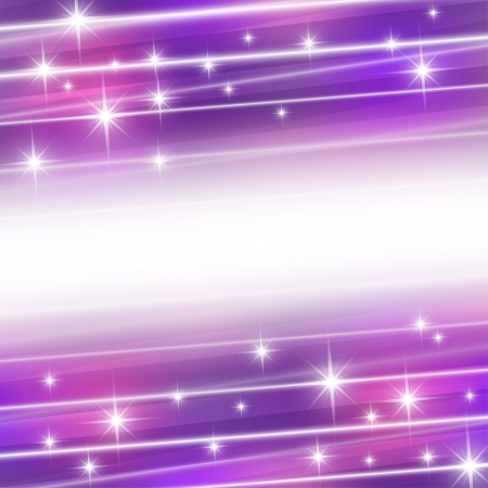 abstract background with strips and stars Vector