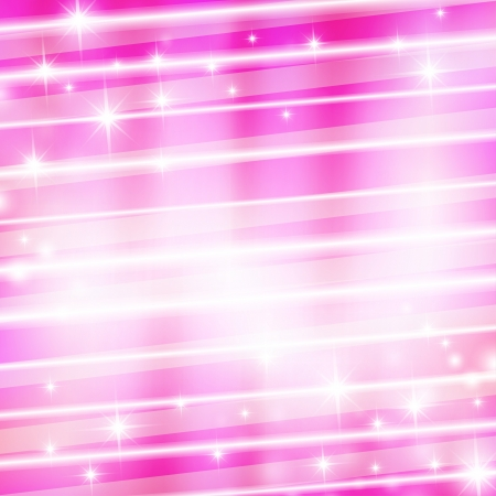 abstract background with strips and stars
