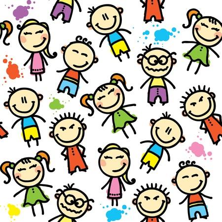 kid pattern