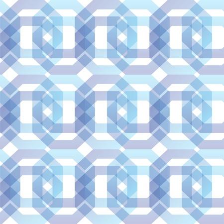 simple geometry: geometric seamless Illustration