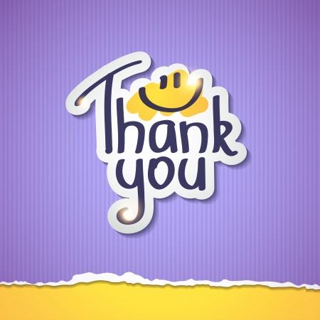 typography signature: �gracias Vectores