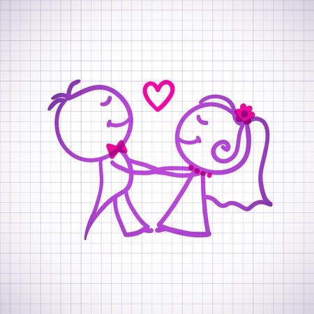 boda pareja