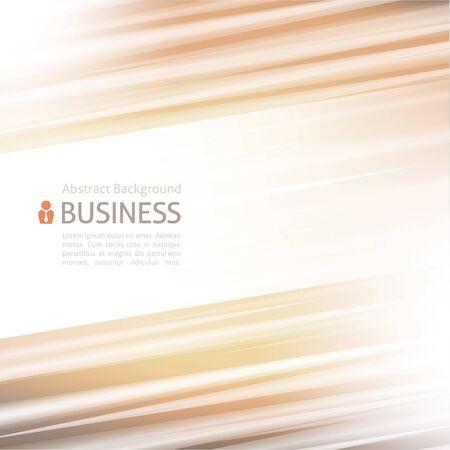 abstracte achtergrond met strepen voor bedrijfspresentatie Stock Illustratie