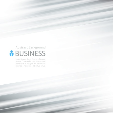 abstract background with stripes for business presentation Stock Illustratie