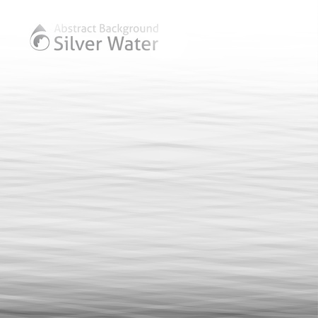 grey backgrounds: vector water background with drop icon