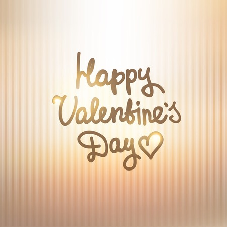 handwrite text, happy valentine's day photo