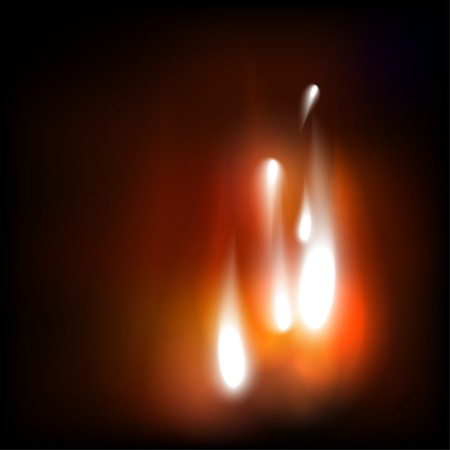 fire abstract background photo