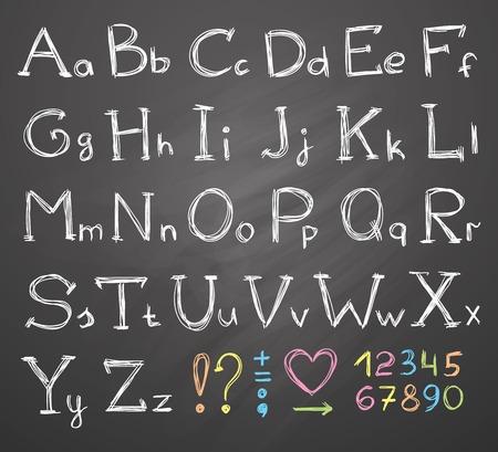 wright: alphabet