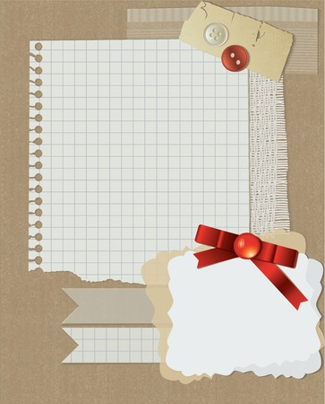 nylon: scrapbooking christmas design