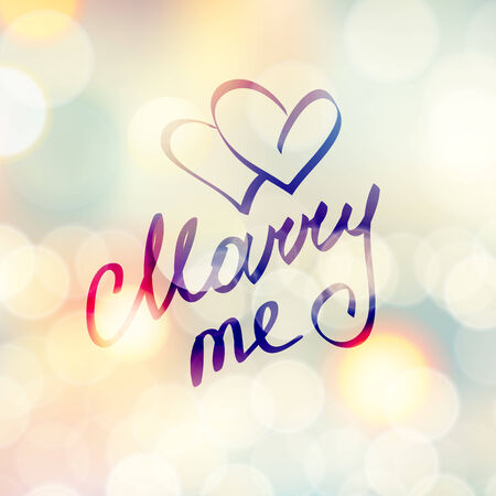 marry me: marry me Illustration