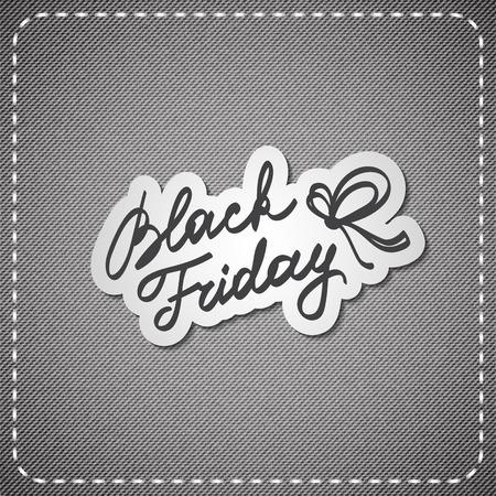 Black Friday Standard-Bild - 32256215