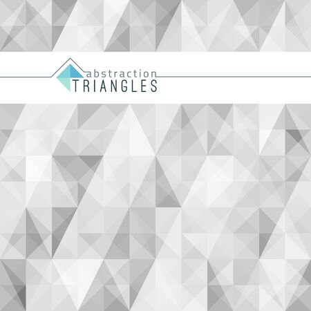 square frame: geometric background of rhombus and triangles with place for text