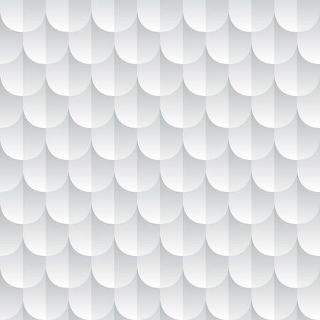 geometrical: vector seamless pattern of scale, abstract background of tile
