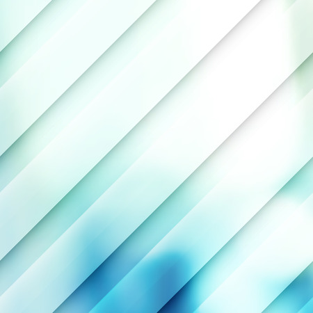 vague: vector abstract background of geometric and blurred shapes